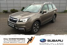 Subaru Forester 2,0 XS AWD Lineartronic 150HK 5d Aut.