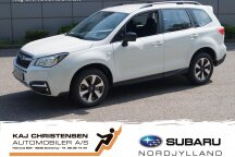 Subaru Forester 2,0 D X AWD Lineartronic 147HK 5d 7g Aut.