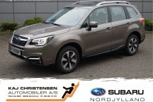 Subaru 2,0 XS Eyesight AWD Lineartronic 150HK 5d
