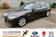 BMW 520d Touring 2,0 D Steptronic 190HK Stc Aut.