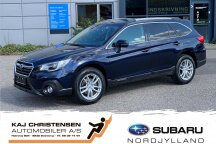 Subaru Outback 2,5 Active AWD Lineartronic 175HK Stc 6g Aut.
