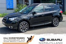 Subaru Forester 2,0 XT AWD Lineartronic 240HK 5d Aut.