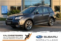 Subaru Forester 2,0 XL AWD Lineartronic 150HK 5d 6g Aut.